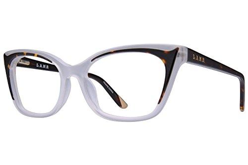 L.A.M.B. By Gwen Stefani LA001 Women's Eyeglass Frames - Crystal Tortoise
