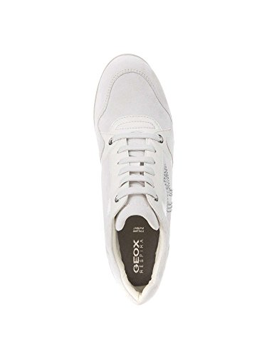 Geox D5454A 021HH Sneakers Women White 5M5ceT3
