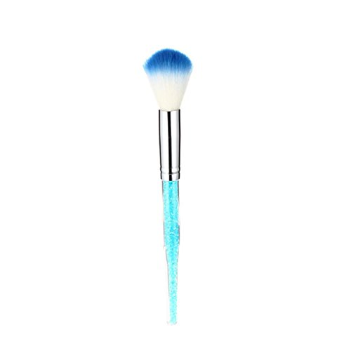 1PCS Powder Cheek Red Brush Brush Professional Beauty Makeup Makeup Tools