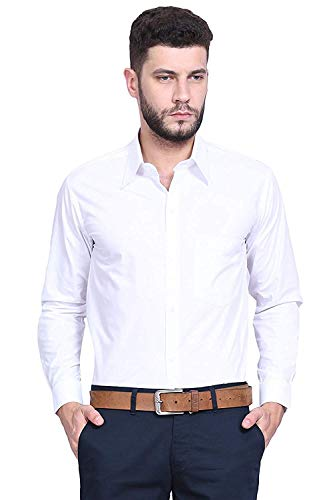 KRYPTAR Men's Slim Fit Formal Shirt