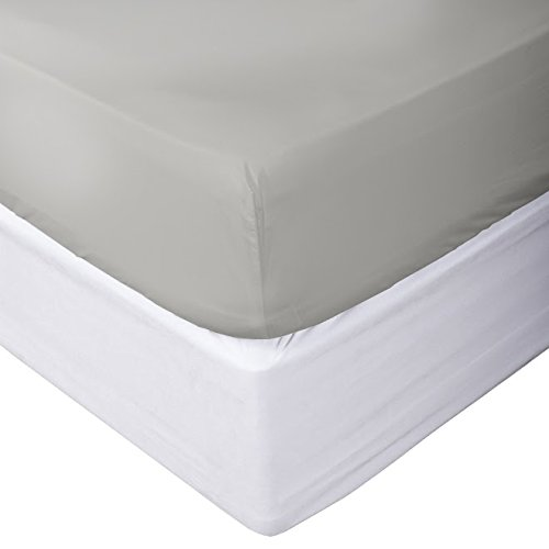 Fitted Sheet Microfiber Hypoallergenic Essentials
