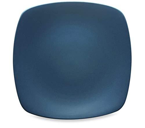 Noritake Colorwave Blue 11-3/4-Inch Quad Plate
