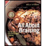All About Braising By Stevens, Molly. (W. W. Norton & Company,2004) [Hardcover]
