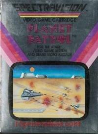 Patrol Atari 2600 Game - Planet Patrol (Atari 2600)