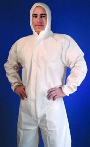 Buffalo Rags Sms Coverall with Hood Large 68525