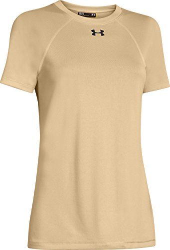 710 Rugby (Under Armour Women's UA Locker T-Shirt (Large, Vegas)