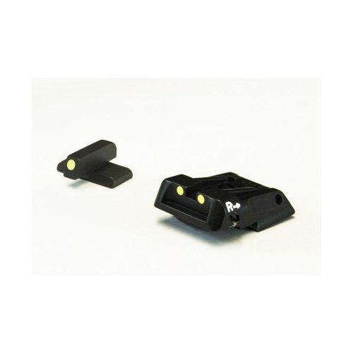 Fusion/LPA H&K Adjustable Sight Set - Luminova (P30, P45, SFP9, VP9, VP9 Striker)