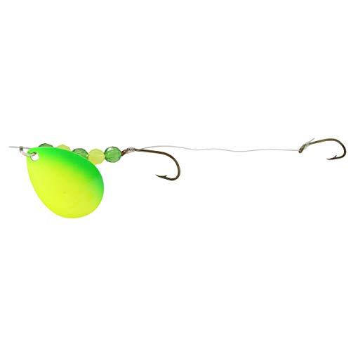 Northland Tackle Mr. Walleye Crawler Hauler Indiana Rig, Hex Sunfish, 5 Hook ()