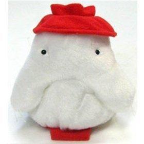 Spirited Away Oshira sama Beanbags Plush Toy Soft Stuffed Doll by Totoro from Totoro