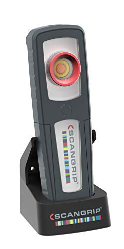 Scangrip Sunmatch 3 - Rechargeable work light for detailing and colour ()
