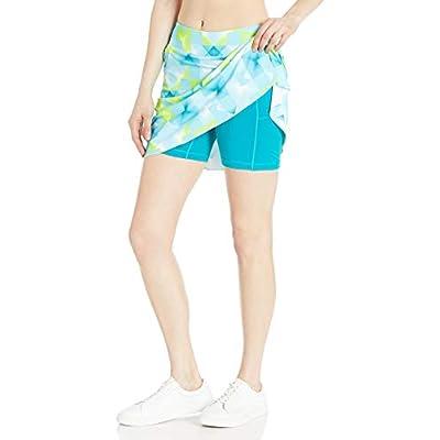 Cutter Women's Shine Print Pull on Skort at Women's Clothing store