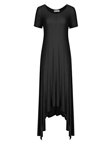 long black modest dresses - 5