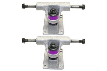 "3"" Skateboard Silver Trucks for penny style decks"