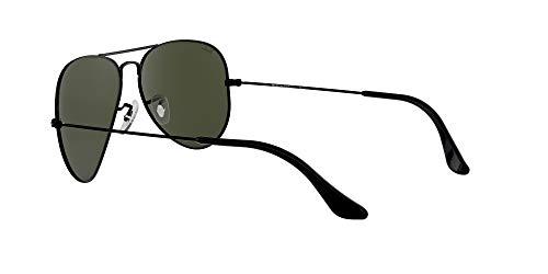 Ray-Ban Rb3025 Classic Aviator Sunglasses 5