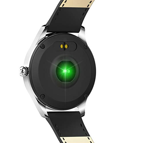 Hot Sale! Women Elegant Smart Watch, NDGA IP68 Waterproof Heart Rate Monitoring Bracelet Fitness for Android iOS Smart Watch (Black) by NDGDA Smart Watch (Image #2)