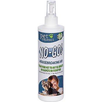 Pet Organics No-Go! Housebreaking Aid