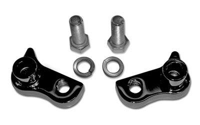 BURLY B28-52007 Black Lowering Block Kit