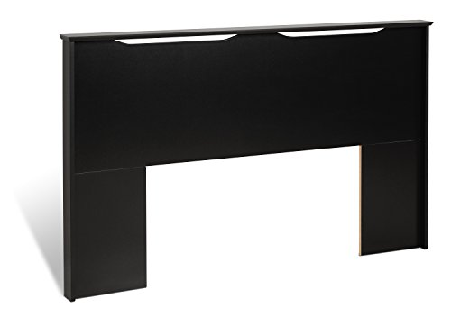 Prepac Black Coal Harbor Flat Panel Headboard Review