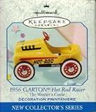 1956 Garton Hot Rod Racer Pedal Car HALLMARK Ornament