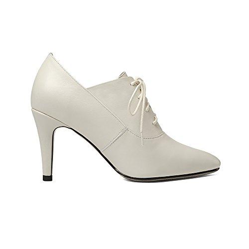 Nine SevenPump Shoes - Sandalias con cuña mujer Beige