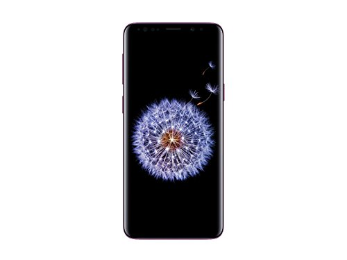 Samsung Galaxy S9 Unlocked Smartphone - Lilac Purple - US Warranty