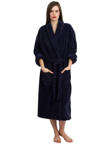 TowelSelections Women's Super Soft Plush Bathrobe Fleece for sale  Delivered anywhere in USA