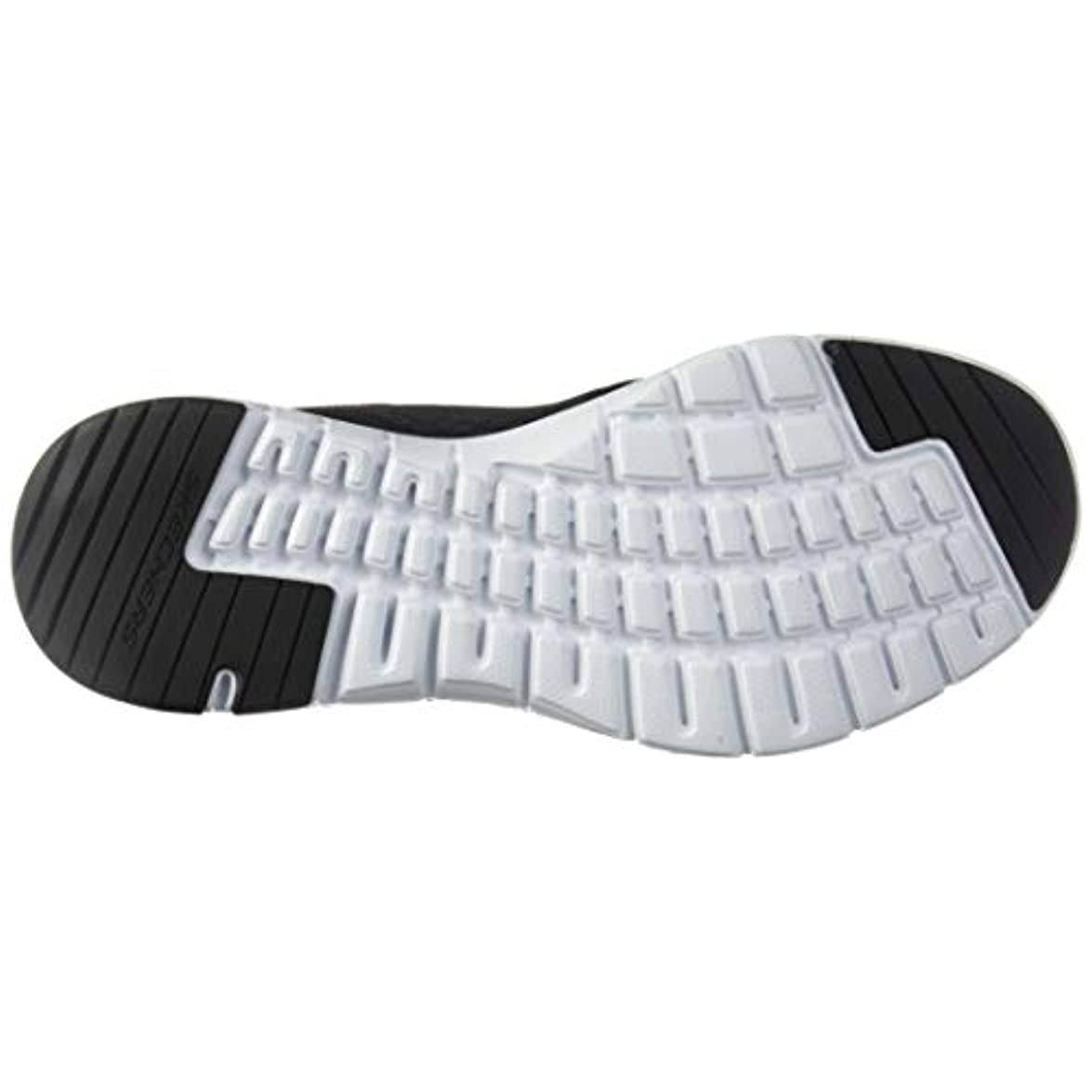 Skechers Flex Appeal 3 0-go Forward Sneaker Donna Nero 38 5 Eu