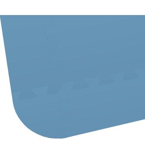 Rand f/ür Puzzlematte UNO 24 blau