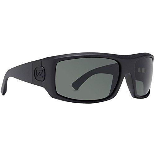 VonZipper Mens Clutch Sunglasses, Black - Men Sunglasses 2014