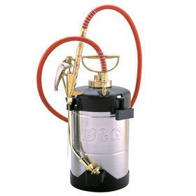 B&G Sprayer 1 Gallon 24 In. Wand CC 4-Way Tip (N124-CC-24) by DavesPestDefense