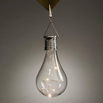 Gerson Company 93247 Solar Edison LED Bulb