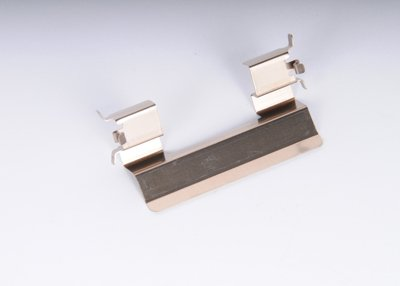 Original Equipment Front Disc Brake Pad Retaining Spring Kit with Clip ()
