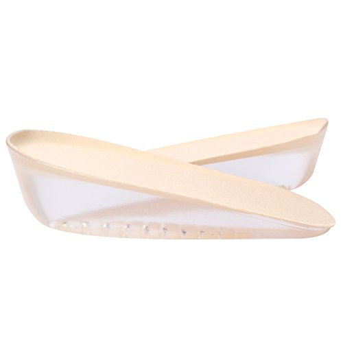 Height Increase Insoles - 1 Inch Heel Shoe Lift Inserts, Achilles Tendon Cushion Cups For Women]()