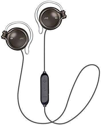 JVC HA-AL102BT-B ワイヤレスイヤホン 耳掛け式/Bluetooth/高音質 ブラック