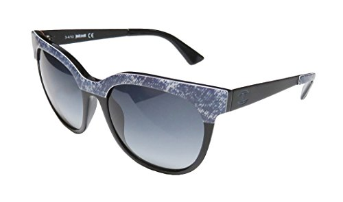 Just Cavalli Women's JC501S Acetate Sunglasses BLUE - Cavalli Glasses
