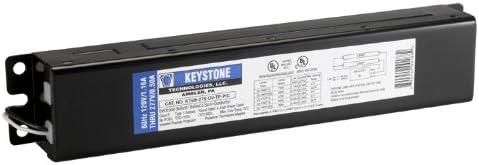 Keystone KTEB-275-UV-TP-PIC T12 Electronic Ballast COLOR