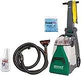 Bissell BG10 Big Green Deep Cleaning Machine Bundle Kit with Upholstery Tool Kit GoodVac Cleaning Cloth GoodVac Super Shampoo Carpet Shampoo