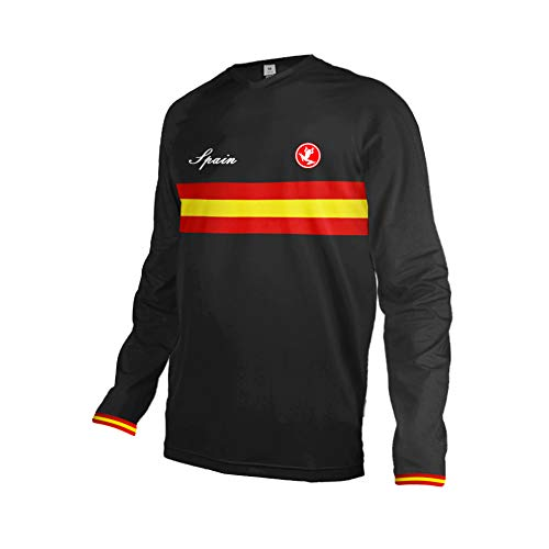 Uglyfrog 2018 Long Sleeve Mountain Bike Downhill Motocross MTB Shirts