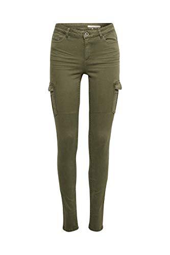 By 350 Donna Pantaloni Esprit Edc Green Grün khaki 7RZxn