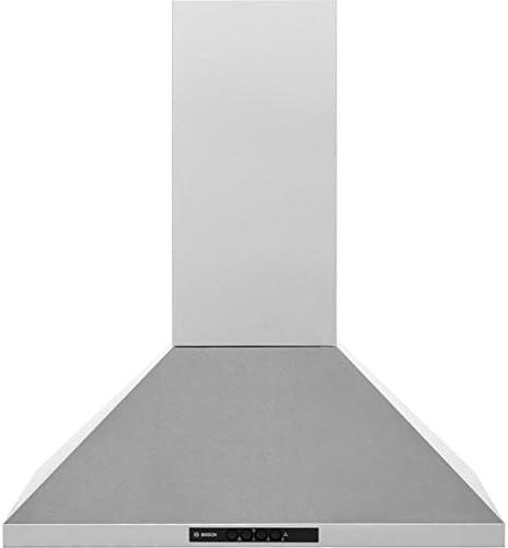 Bosch Serie 4 dww07 W450b 70 cm chimenea campana – Acero inoxidable. Da claramente vista a tu cocina y crear una luz ambiental en la cocina: Amazon.es: Grandes electrodomésticos