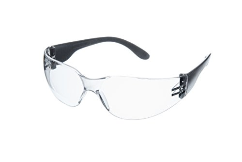 SE SG134 Contoured Safety Glasses with Anti Scratch Lens ANSI - Best Scratch Anti Lenses