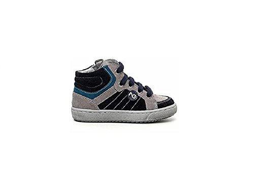 J 22 COL High Italy Grey Child Winter and In With Steps Zip Nero Giardini Strings Blue Made Fall Collection Side First Shoe 5xCYq1qw