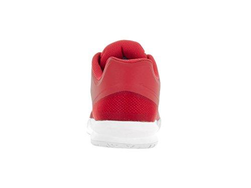 Nike Ballistec Advantage, Zapatillas de Tenis para Hombre Rojo / Blanco (Unvrsty Rd / Unvrsty Rd-White-Gy)
