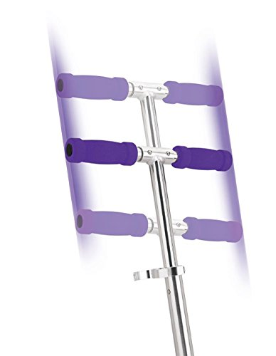 319fAEj2EmL - Razor A2 Kick Scooter (Purple)