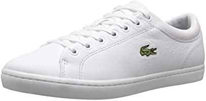 Lacoste Men's Straightset SPT 1161 Fashion Sneaker, White, 11 M US