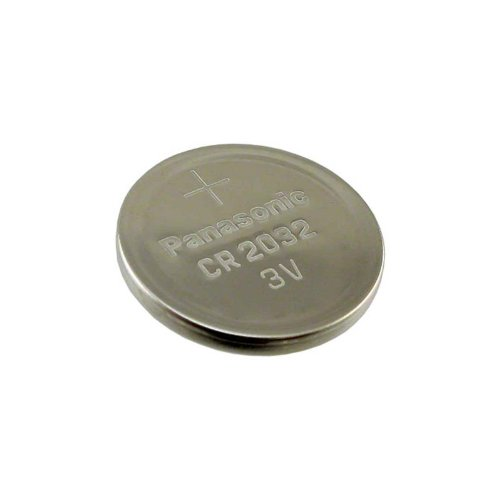 Panasonic CR2032 3 Volt Battery