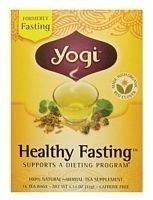 Yogi Tea Og3 Healthy Fasting 16 Bag by YOGI