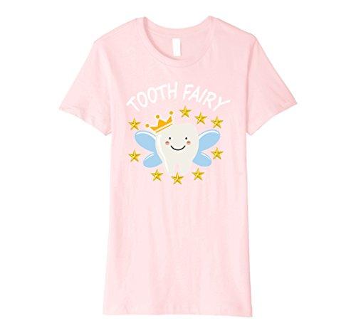 Dentist Womens Pink T-shirt - 4