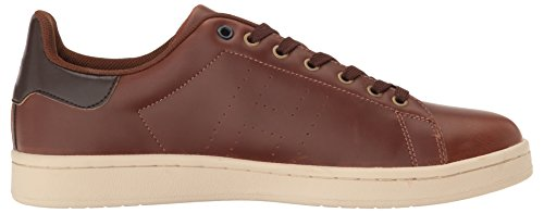 Tommy Hilfiger Hombres Liston Oxford Cognac