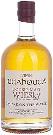 Wieser Wieser Double Malt WIESky Smoke On The Water Whisky 40% Vol. 0,5l - 500 ml